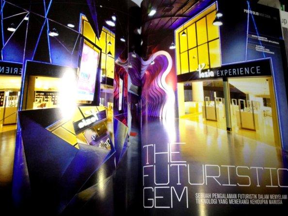 The Futuristic Gem